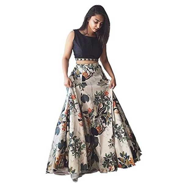 Anarkali Suit for Women Clothing Designer Party Wear Top Maroon Color Net Fabric Free Size Salwar Kameez Dress