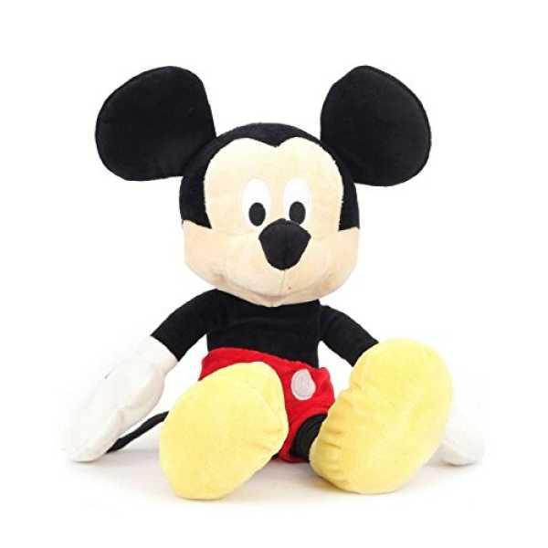 Disney Mickey Plush Multi Color 12-inch