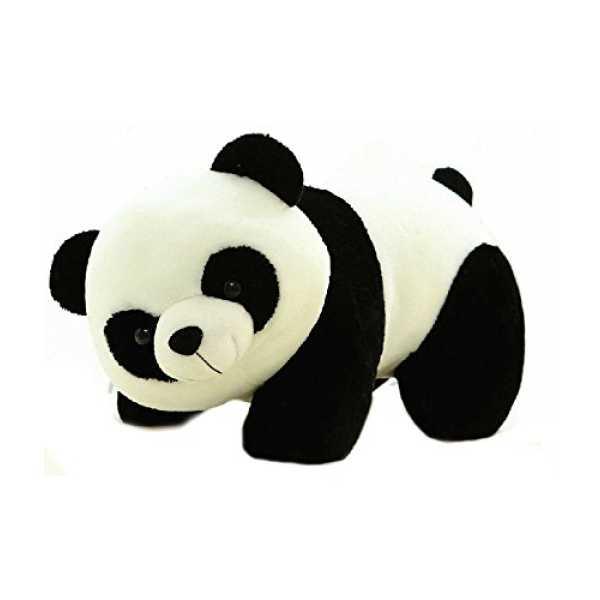 Deals India Panda Soft Toy White Black
