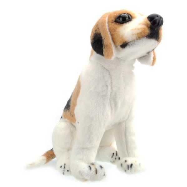 Tickles Cute Beautiful Dog Stuffed Soft kids Animal Birthday 22 cm