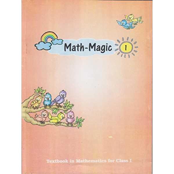 Math Magic Textbook in Mathematics for Class - 1