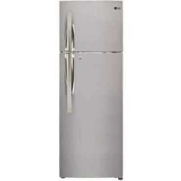 LG GL-T292RPZN 260 L 3 Star Frost Free Double Door Refrigerator