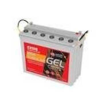 Exide Inva Tubular IT500 Battery - Red | White