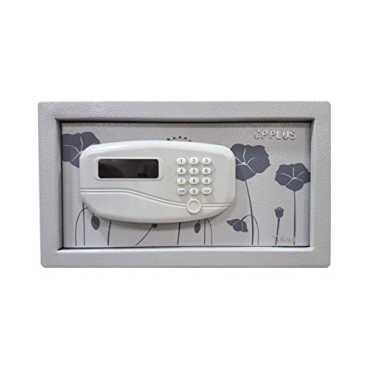 Cp Plus  CP-YSN-ES125C-GF Electronic Safe Locker - Grey