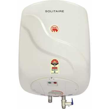 Marc Solitaire Heights 25 Litres Storage Water Geyser - White