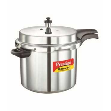 Prestige Deluxe Plus Aluminium 10 L Pressure Cookers Outer Lid