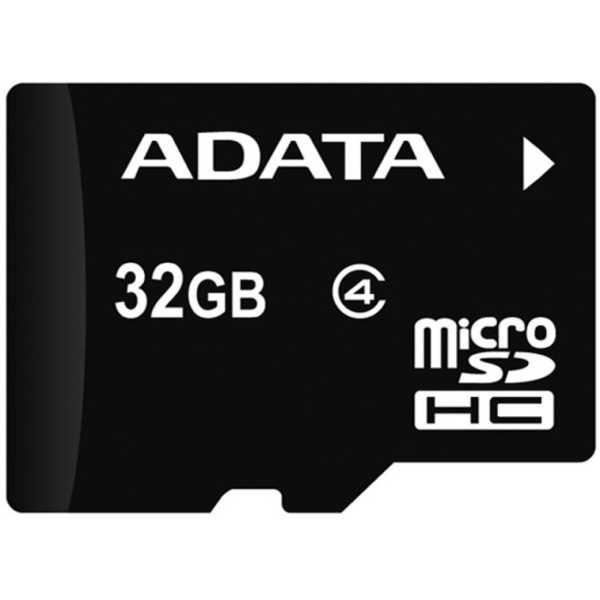 AData 32GB MicroSDHC Class 4 Memory Card
