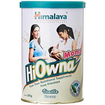 Himalaya HiOwna Momz (200 gm, Vanilla)