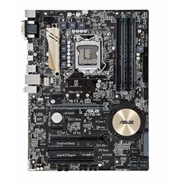 Asus Z170-K - LGA1151 6th Gen DDR4 MotherBoard - Black