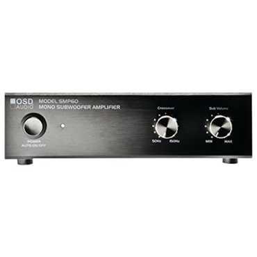 OSD Audio SMP60 100W Subwoofer Amplifier