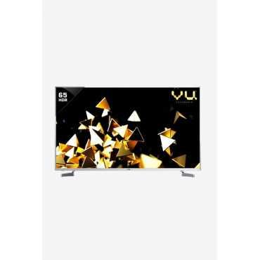 Vu 65XT800X 65 Inch 4K Ultra HD Smart LED TV - Silver