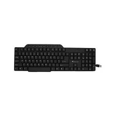 Technotech KB-658 Multimedia Slim USB Keyboard