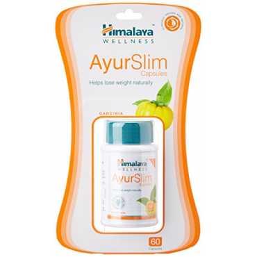 Himalaya Wellness AyurSlim Capsules (60 Capsules)