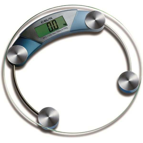 Belita BPS-1129 Personal Digital Weighing Scale - Blue