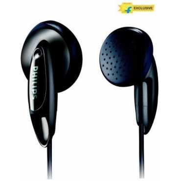 Philips SHE1350 In the Ear Headphones - Black
