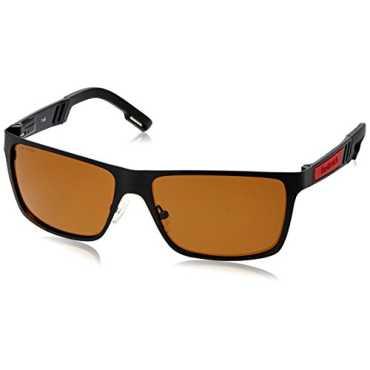 Wayfarer Men Sunglasses (M101BR3P 57 millimeters Brown)