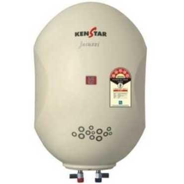 Kenstar Jacuzzi KGS25W5P 25 Ltr Storage Water Geyser - White
