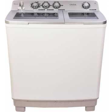 Onida 9.5kg Semi Automatic Top Load Washing Machine (W95SHCTFH1SB) - Silver