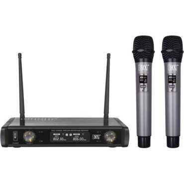 MX UHF-400 Handheld Microphone - Silver