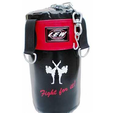 LEW Elite Punching Bag (18 inches) - Black