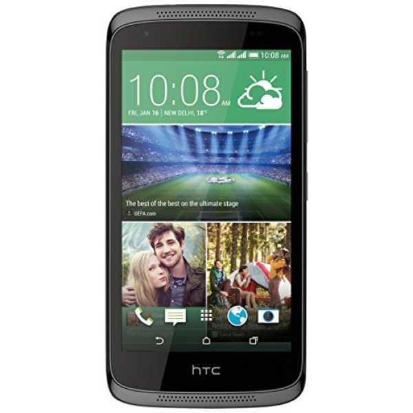 HTC  Desire 526G Plus - Black | Blue