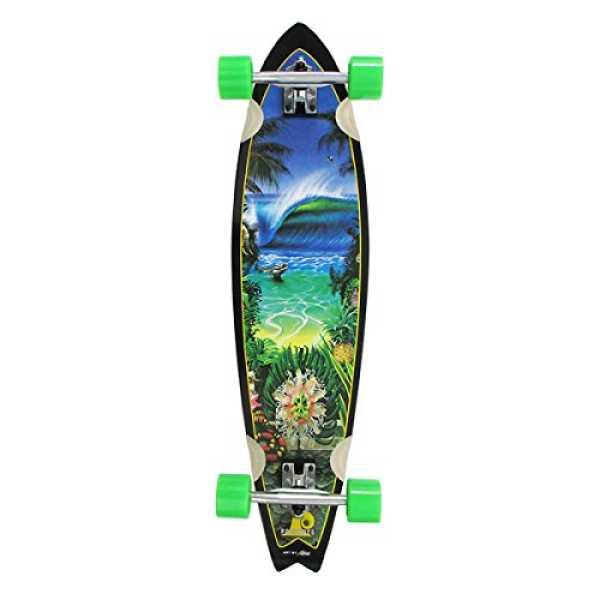 Palisades Midnight Light Skateboard