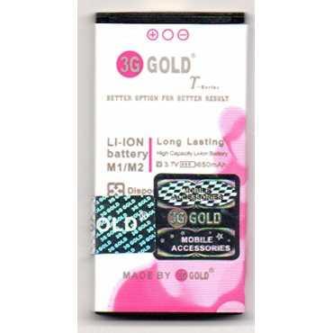 3G Gold M1/M2 850mAh Battery - Pink
