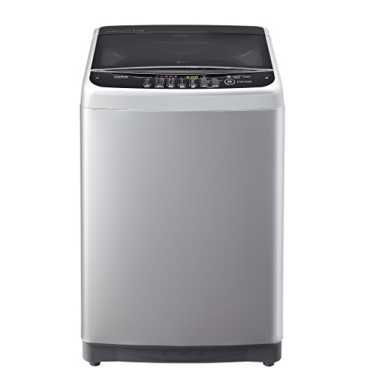 LG 6.5kg Fully Automatic Top Load Washing Machine (T7581NEDL1) - Silver