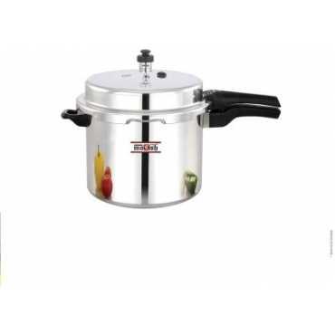 Moksh Aluminium 10 L Pressure Cooker
