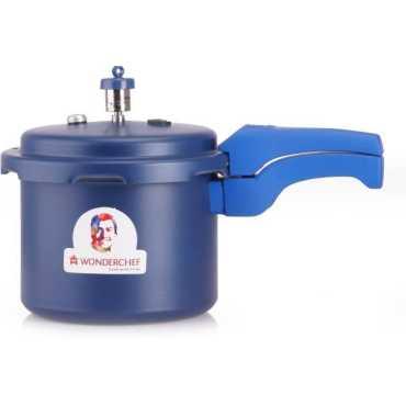 Wonderchef Health Guard 3L Induction Bottom Pressure Cooker(Outer Lid)