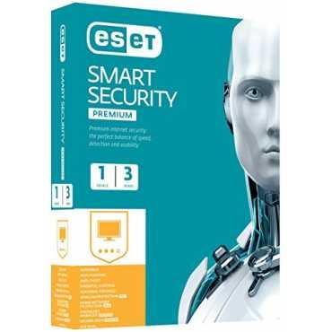 Eset Smart Security Premium 1 PC 3 Year Antivirus