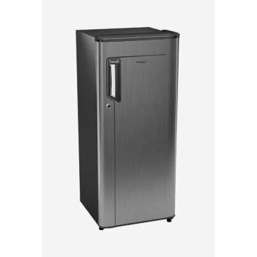 Whirlpool 205 Ice Magic Powercool PRM 190 L 3 Star Direct Cool Single Door Refrigerator (Titanium) - Wine Titanium | Titanium | Grey Titanium