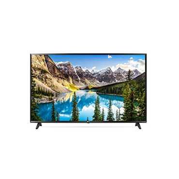 LG 43UJ632T 43 Inch 4K Ultra HD Smart LED TV - Black