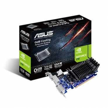 Asus NVIDIA GeForce 210 (210-SL-TC1GD3-L) DDR3 1GB Graphics Card