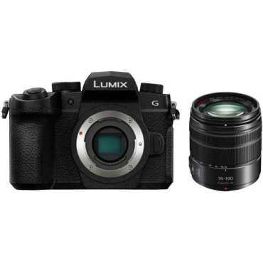 Panasonic G Series DC-G95HGW-K Mirrorless Camera with 14-140mm lens
