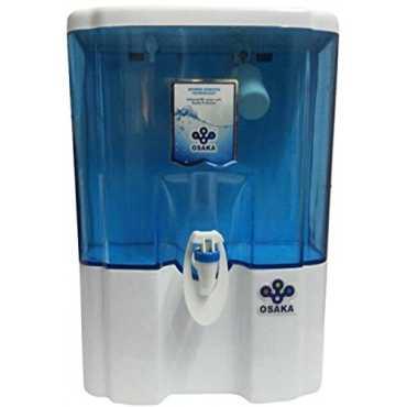 Osaka Pearl 8 Litres RO Water Purifier - Blue