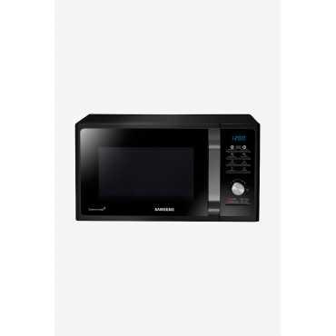 Samsung MS23F301TAK/TL 23L Solo Microwave Oven - Black