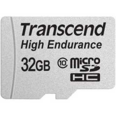Transcend TS32GUSDHC10V 32GB Class 10 MicroSD Memory Card