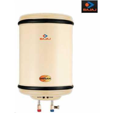Bajaj Shakti Plus 10 Litres 2 KW Storage Water Geyser - Grey | Yellow