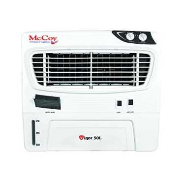 McCoy Vigor 50 L Air Cooler - White