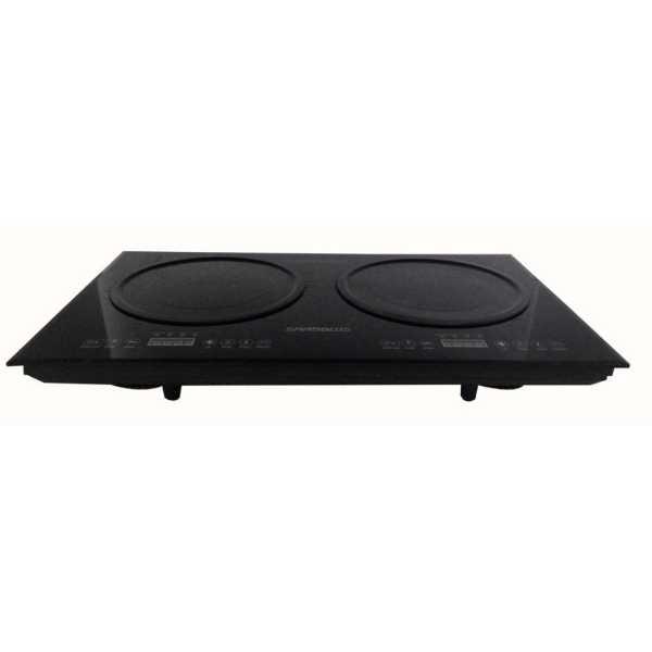 Shadows SLS-2-2 2000W Induction Cooktop - Black