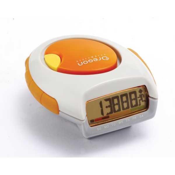 Oregon Scientific PE828 Pedometer Step Counter