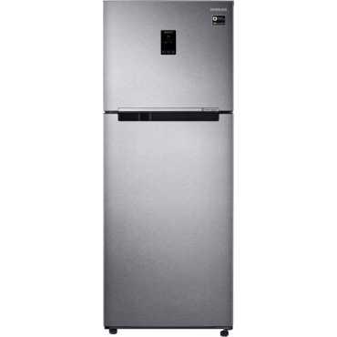 Samsung RT39M553ESL/TL 394L Double Door Refrigerator - Steel