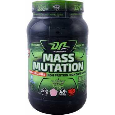 DN Mass Mutation Supplements 2 Lbs Strawberry