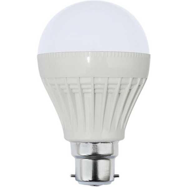 Digilight 3W B22 LED Bulb (White) - White