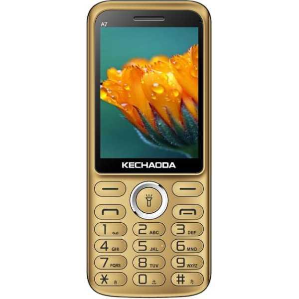 Kechaoda A7 - Black | Gold