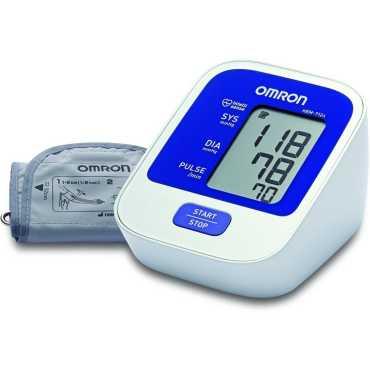 Omron HEM-7124 BP Monitor - White