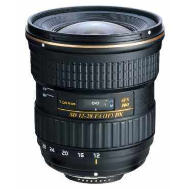 Tokina AT-X Pro DX AF 12-28mm F/4 Lens (for Canon DSLR) - Black