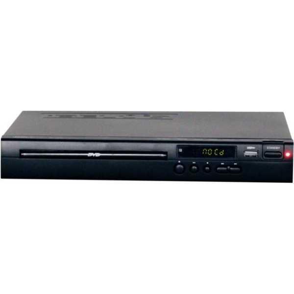 iBell IBL2288 DVD Player - Black