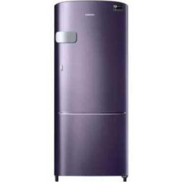 Samsung RR20T1Y2XUT 192 L 4 Star Inverter Direct Cool Single Door Refrigerator
